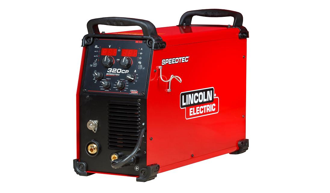 Lincoln Speedtec-320CP Hegesztőgép