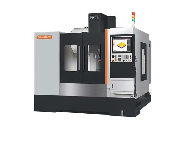 MM-850 CNC Megmunkálóközpont